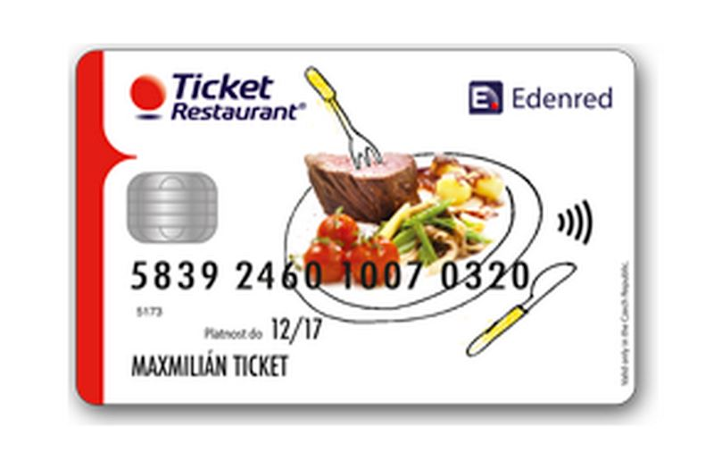 Karta Ticket Restaurant®