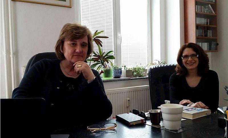 Psychologické poradenství  PhDr. Yvona Mazehóová Ph.D. Mgr. Jana Kouřilová Ph.D. - fotografie 1/1