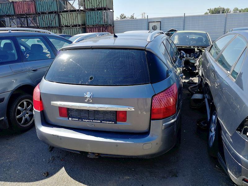 ZEMPRON s.r.o. - autovrakoviště Citroën a Peugeot Třebíč - fotografie 7/23