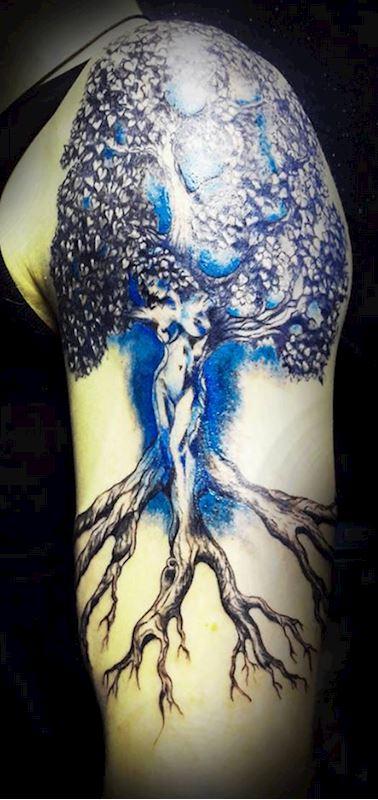 Tetování Praha 1