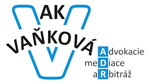 JUDr. Eva Vaňková, PhD. - advokát, zapsaný mediátor