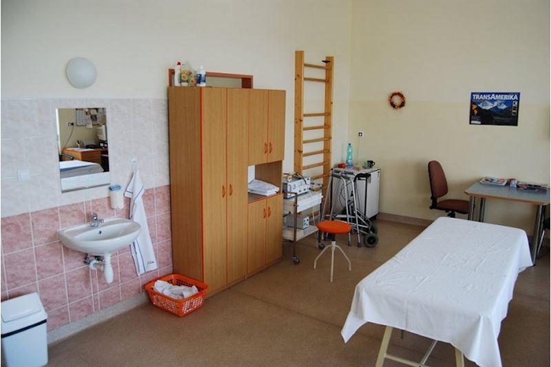 Rehabilitační oddělení