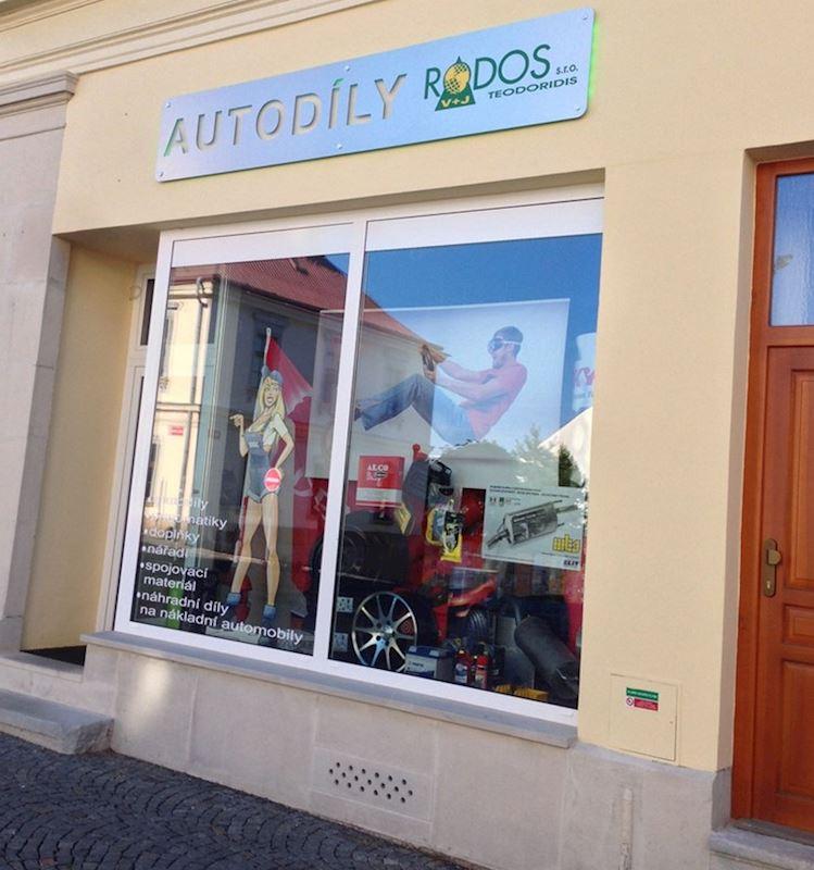 RODOS V + J Teodoridis s.r.o. prodejna autodílů - fotografie 2/4