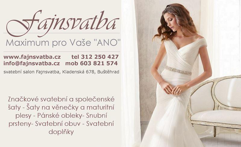 FAJNSVATBA - Miloslava Stoklasová - fotografie 1/1