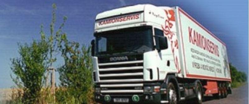 KAMIONSERVIS Praha, a.s. - mezinárodní kamionová přeprava - fotografie 3/23