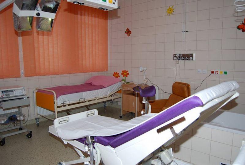 Gynekologicko-porodnické oddělení