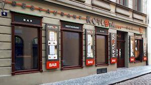 Kotleta - Restaurant + Bar - Truhlářská