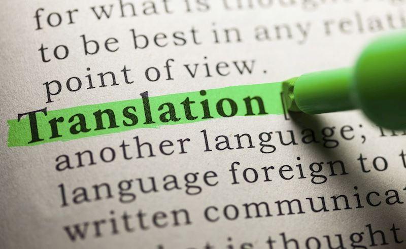 Překladatel a tlumočník angličtiny