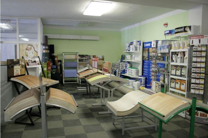 Prodejna podlah v Chotěboři