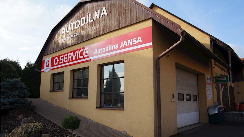 Q-SERVICE Autodílna Jansa - fotografie 3/5