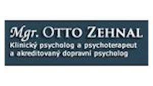 ZEHNAL OTTO Mgr. KLINICKÝ PSYCHOLOG, AKREDITOVANÝ DOPRAVNÍ PSYCHOLOG