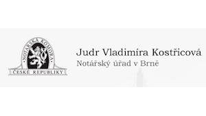 Kostřicová Vladimíra JUDr. - notář