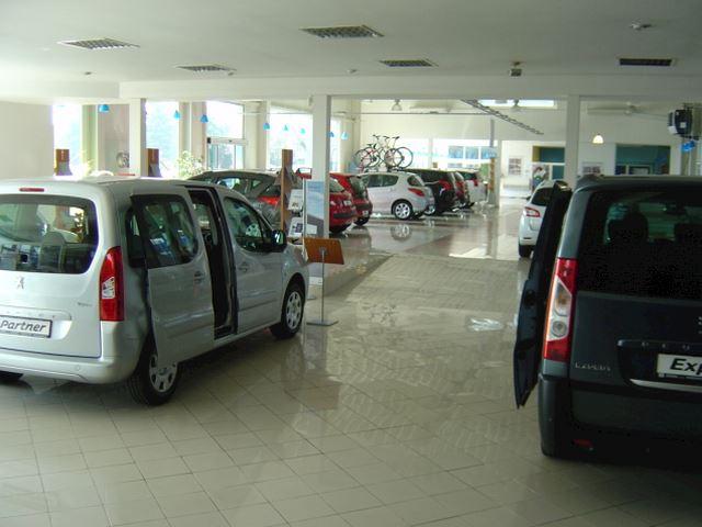 Peugeot Jonal, spol. s r.o. - fotografie 6/18