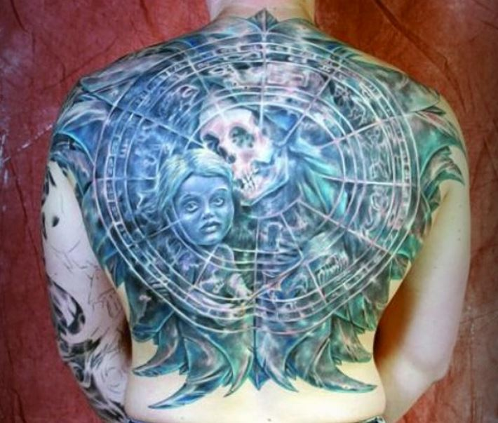 Tetování Praha 3
