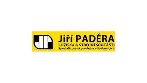Jiří Paděra - Ložiska Boskovice
