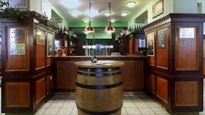 Penzion a restaurace u Salzmannů