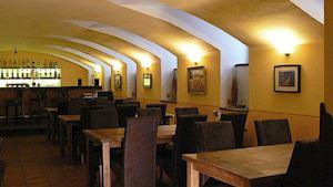 Alpská restaurace