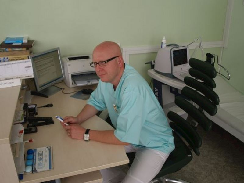 MUDr. ALEXEJ ANTONČÍK - urologická ambulance - fotografie 5/5