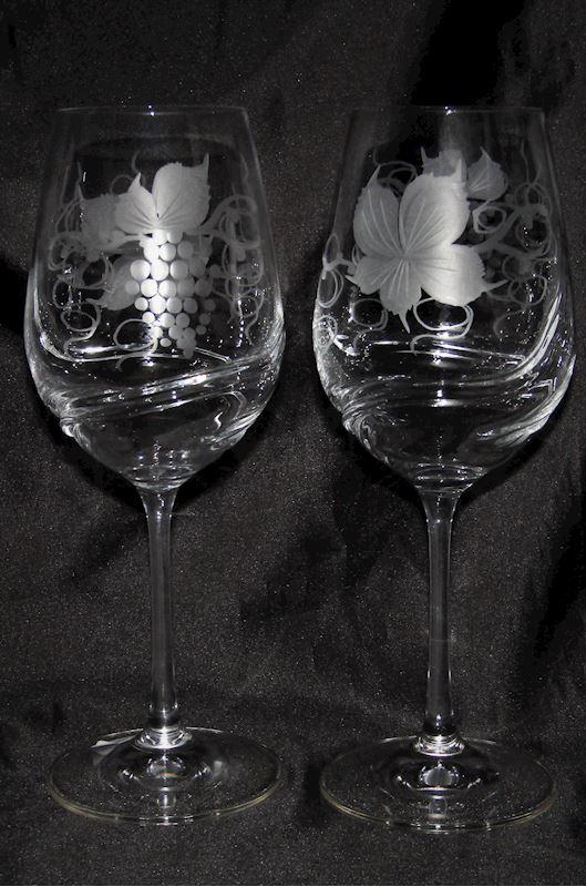 sklenice Turbulence