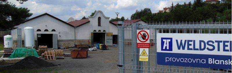AT Weldsteel, s.r.o. - sídlo společnosti - fotografie 5/9
