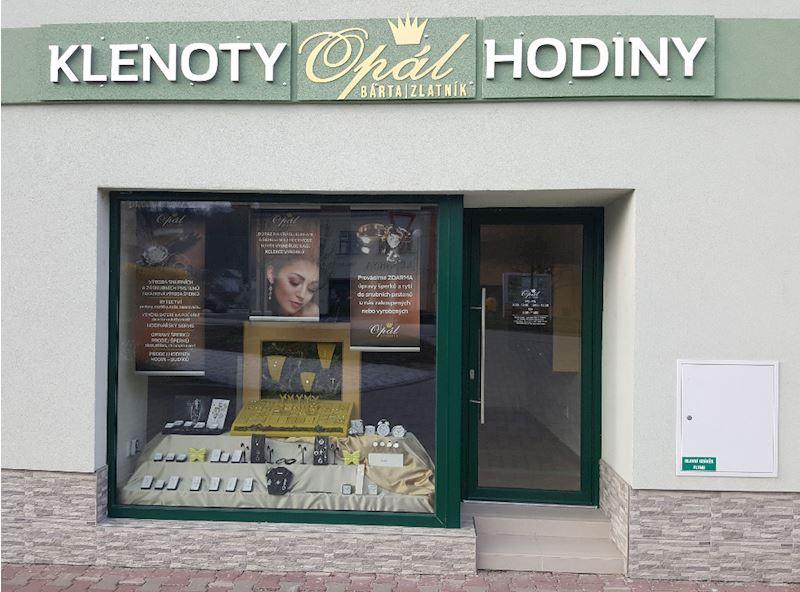 Zlatnictví Opál Letovice - fotografie 1/1