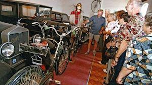 ZEMĚDĚLSKÝ SKANZEN - Veteran muzeum, Zoopark, Dětský zábavní koutek, Rapotín u Šumperka, M-CZ