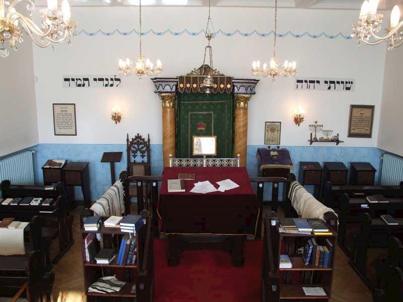Židovská obec Karlovy Vary - fotografie 2/3