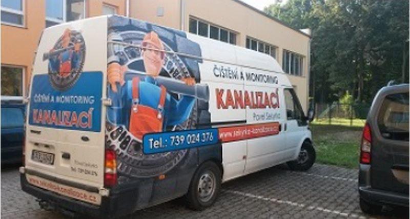 Čištění a údržba kanalizací - Pavel Sekyrka - fotografie 4/10