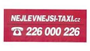 Nejlevnější - taxi.cz