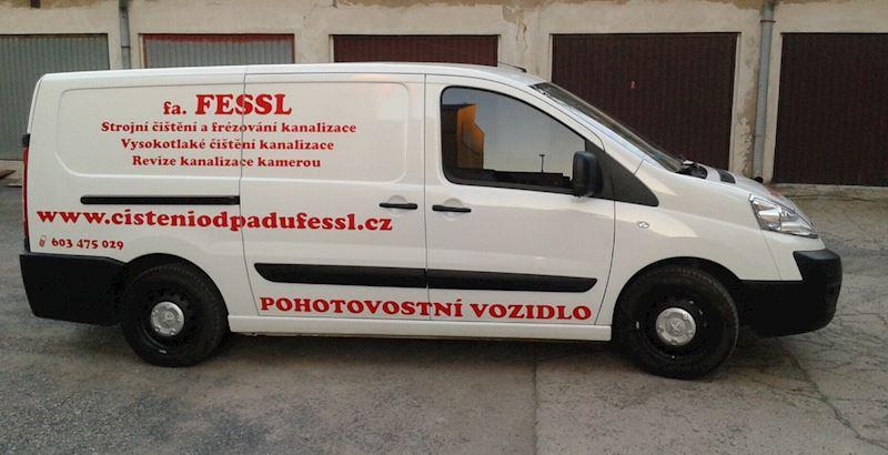 Čištění odpadů Kladno - Jan Fessl