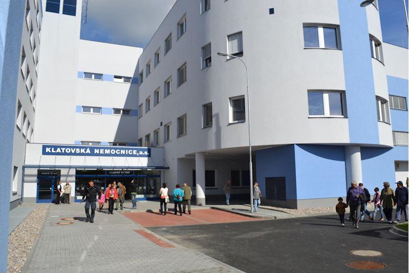 Klatovská nemocnice, a.s. - fotografie 4/18