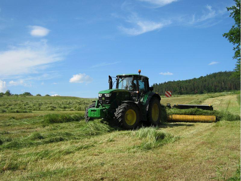 Zemědělská společnost Kosova Hora, a.s. - zemědělská výroba - fotografie 10/20