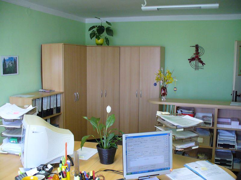 Kancelář - stavební odbor