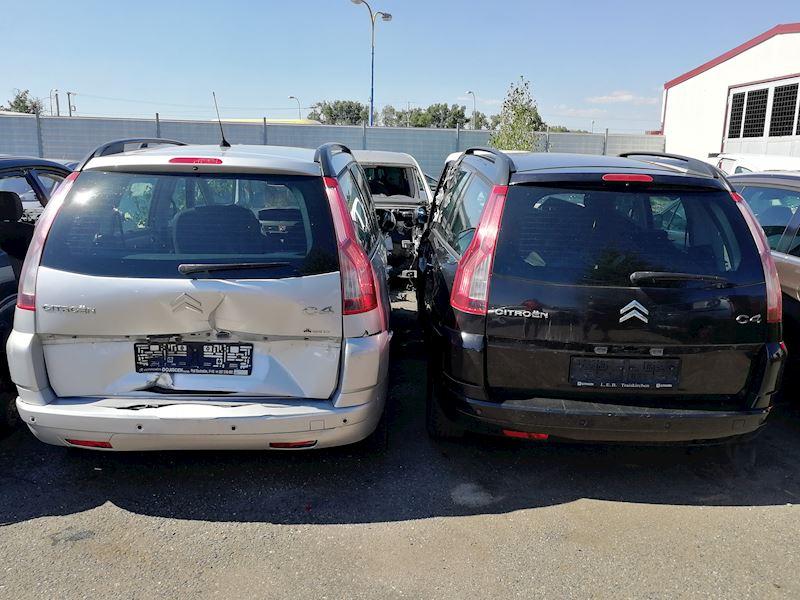 ZEMPRON s.r.o. - autovrakoviště Citroën a Peugeot Třebíč - fotografie 17/23