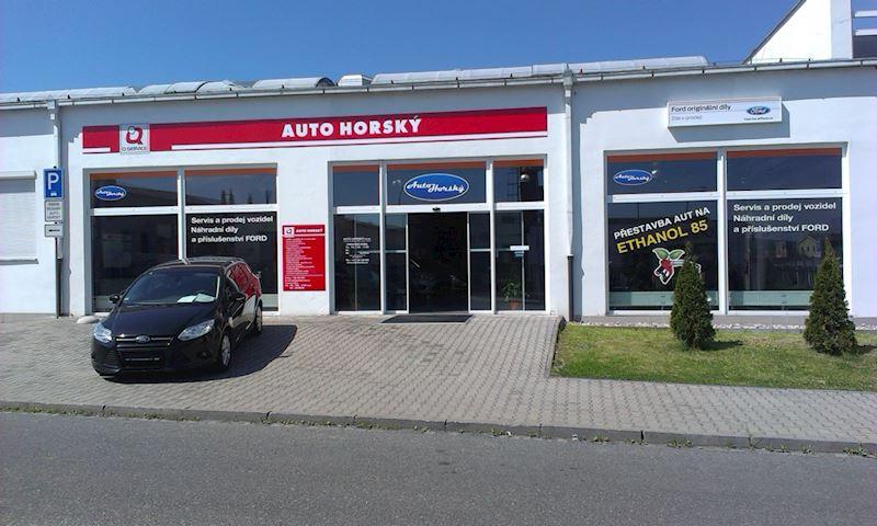 Q-SERVICE Auto Horský s.r.o. - fotografie 1/4