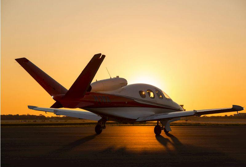 Cirrus Aircraft CZ s.r.o. - fotografie 3/6