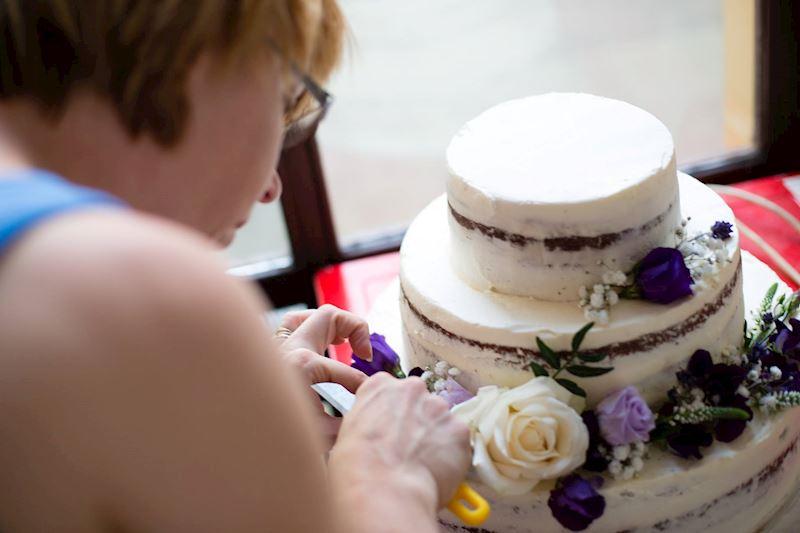 JAk se zdobí dort