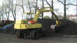 Uhlí - prodej Korbička