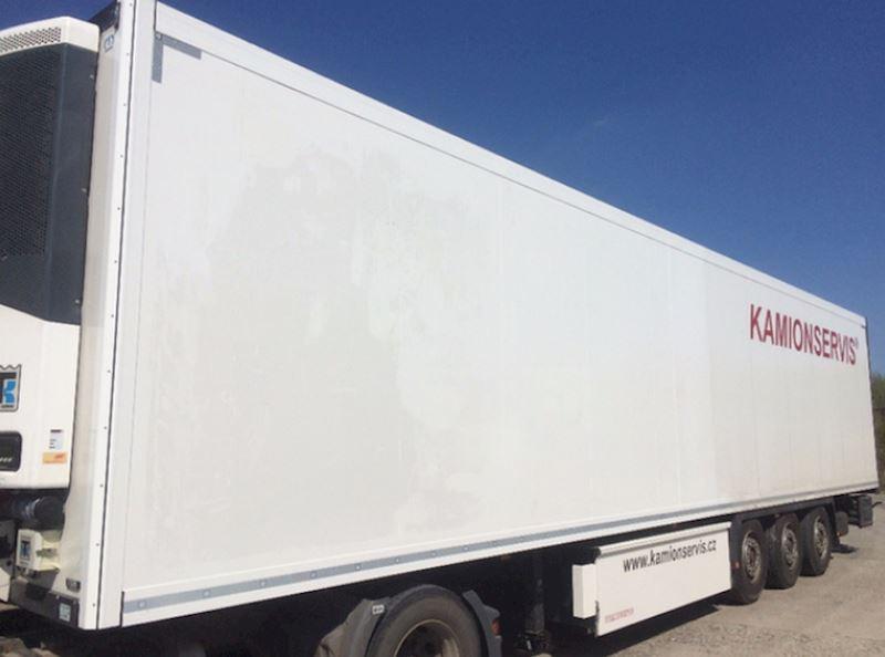 KAMIONSERVIS Praha, a.s. - mezinárodní kamionová přeprava - fotografie 21/23