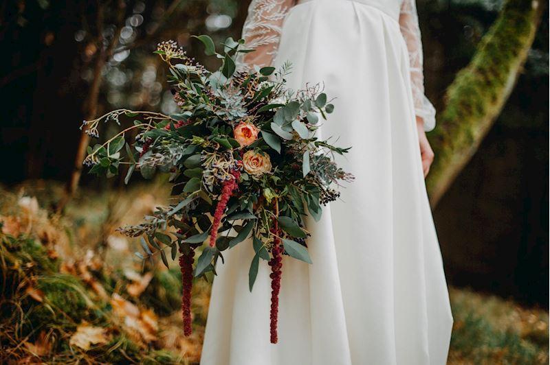svatební kyticce
