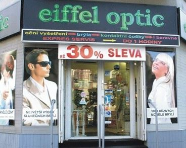 EIFFEL OPTIC, a.s. - fotografie 1/1