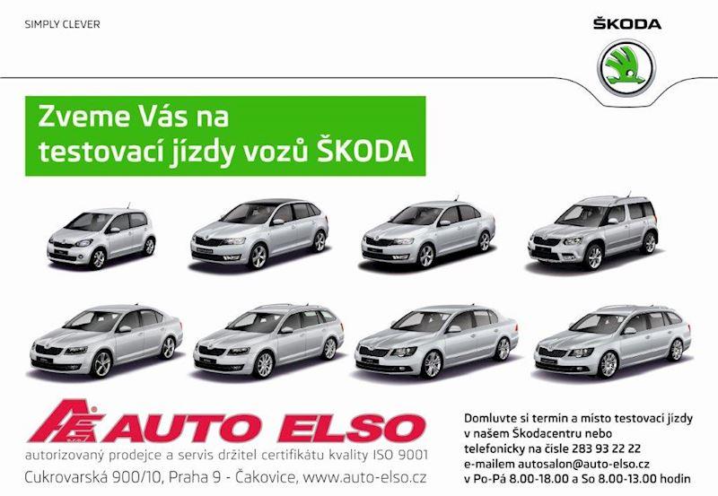 AUTO ELSO s.r.o. - autorizovaný prodej a servis Škoda, servis VW - fotografie 1/1