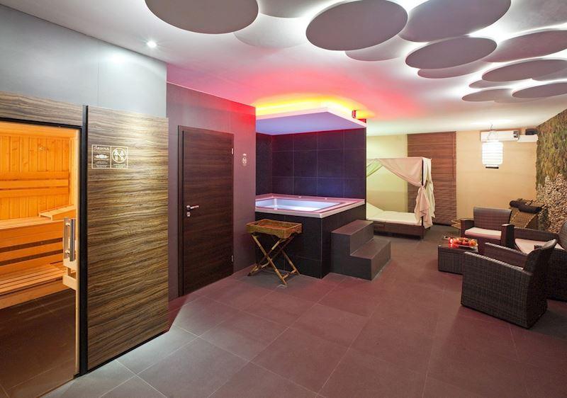 Wellness centrum Luxury Island Spa
