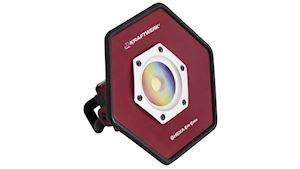 LED svítilna Li-Ion 11,1V/4400mAh CRI COB LED color control 20W