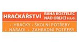 Hračkářství BAHA Kostelec nad Orlicí s.r.o.