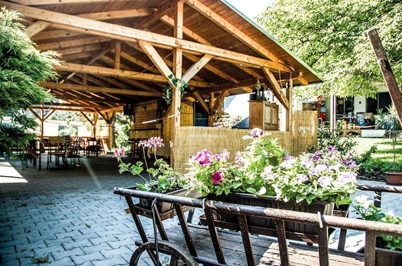 Hotel*** a lesní restaurant Lipovka - fotografie 7/15
