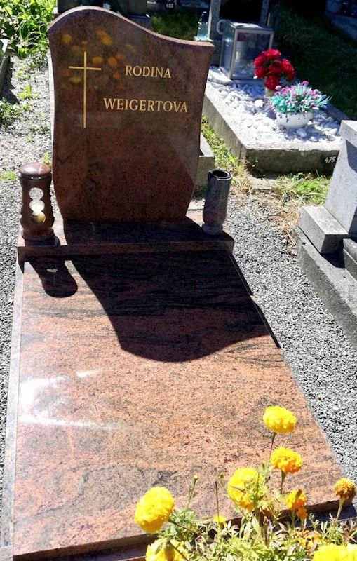 Kamenictví Honzík- pomníkové díly, kamenné parapety, kuchyňské desky Příbram, Dobříš, Březnice - fotografie 53/97