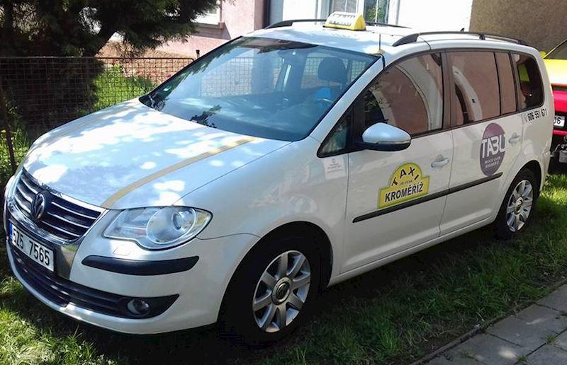 Kroměříž taxi