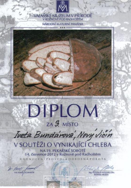 Bartoňova pekárna s.r.o. - fotografie 12/13