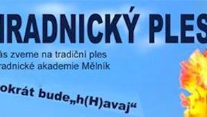 Zahradnický ples - Česká zahradnická akademie